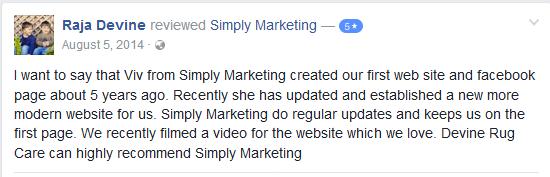 Rug Care & Simply Marketing